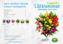 Svenska lökblommor 2014-2015 - införsäljningsfolder