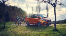 Ny Ford Tourneo Custom med bedre brændstoføkonomi