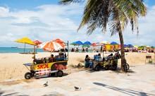 Nå flyr KLM til den brasilianske solbyen Fortaleza