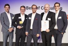 """maihiro erhält Best of Consulting-Award der Wirtschaftswoche in der Kategorie """"IT Management"""""""