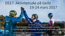 Aktivitetsvecka med skidskola i norska Geilo 19-24 mars 2017