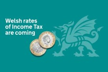 HMRC writes to Welsh rates of Income Tax payers