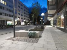 Uppsala Nya Tidnings stadsmiljöpris till Dragarbrunnsgatan