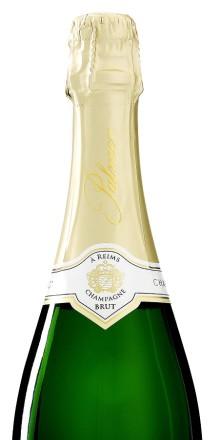 "Allt om Vin har korat ""Årets Festfixare"" - Champagne Palmer Blanc de Blancs pallplats igen"