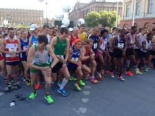 Ababa Lama vann DN Stockholm Halvmarathon