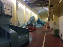 Fallens dag vid Krångede kraftverk – en ovanligt vital 80-åring öppnade portarna