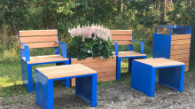 Blogginlägg: Välkommen till vår monter på Elmia Park!