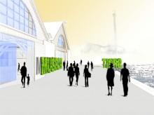 Lomar Arkitekter vann tävlingen om att utforma nya Vin och Sprithistoriska Museet på Djurgården