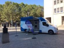 Beratungsmobil der Unabhängigen Patientenberatung kommt am 13. November nach Jena.