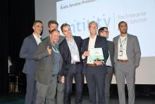 Intility kåret til Årets Service Provider Partner av Hewlett Packard Enterprise