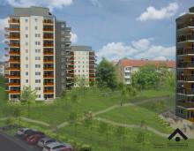 111 nya lägenheter med miljöprofil på Elineberg