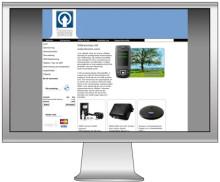 Webshop för trådlöst lanseras