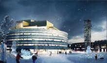 WSP i vinnarteamet av Kirunas nya stadshus