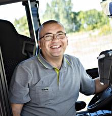 Förarna hyllar de nya bussarna i Malmö