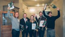 Regionen slog rekord i antalet startupidéer