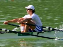 Sébastien Vieilledent - olympisk mästare och världsmästare i roddbåt - rekommenderar Decathlon i Stockholm!
