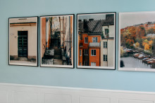 Colors of Stockholm, fem färgsprakande södermotiv