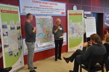Världsledande arkitekt inom  hållbar stadsplanering föreläser i Väsby
