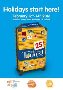 25 years of Tourest travel fair in Estonia