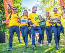 500 vandrare deltar i Nya Roslagsmarschen 2019