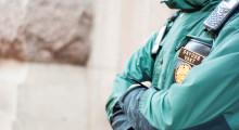 Icke godkänd personal hos en tredjedel av granskade bevakningsföretag
