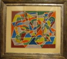 Konst men falsk - Föreläsning om utredning av falsk konst på Polismuseet