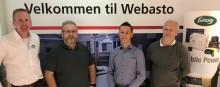Webasto Norge overtar WhisperPower-agenturet: - Styrket konkurransekraft både til vanns og på land