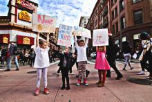 Girl power! Läs en utbildning i genusvetenskap