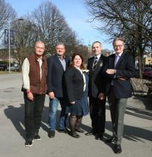 Sverige laddar för Aachen