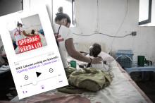 Läkare Utan Gränser släpper ny podd om glädje och sorg i fält
