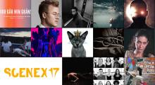 Stockholms konstnärliga högskola/StDH presenterar Scenex17 och Sveriges nya scenkonstnärer