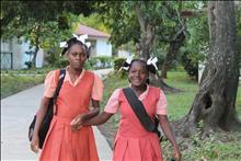 SOS Barnbyar stannar och bidrar till återuppbyggnad av Haiti