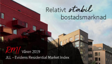 Bostadsmarknaden 2019 relativt stabil