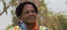 Årets Per Anger-pris till Gégé Katana Bukuru