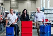 Silvent satsar globalt och säkrar produktionen  i Sverige med personal från Samhall