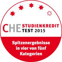 CHE-Studienkredittest: Deutsche Bildung finanziert Studenten mit enormer Flexibilität