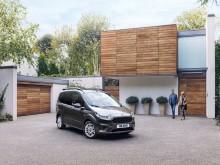 Ford julkistaa uudet Tourneo Connect- ja Tourneo Courier  -henkilökuljetusmallit, joissa enemmän tyyliä, tehokkuutta ja teknologiaa