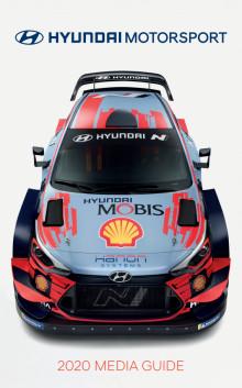 Hyundai Motorsport Rally Sweden 2020 - Media Guide