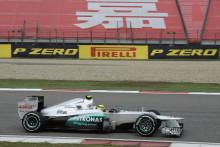 Pirellis mjuka och mediumdäck för Kinas Grand Prix