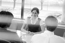 Ledere taler åbent om stress på arbejdspladsen