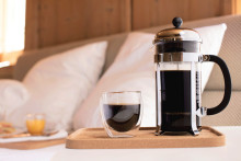 Sådan brygger du nemt den perfekte kop kaffe