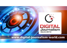Digital Journalism World 2013 - Be part of industry voice at Digital Journalism World 2013!