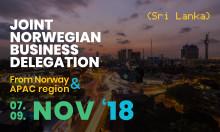 Invitation from NBASL: Norwegian Delegation to Sri Lanka for IT opportunities