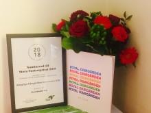 Kungliga Djurgårdens Intressenter nominerade till Stora Turistpriset
