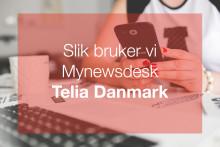 Fra flaskehals til jevn nyhetsstrøm – Hvordan Telia lettet arbeidsflyten med Mynewsdesk