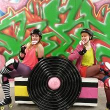 Sveriges hittills största Roller Derby tävling intar Sparbanken Lidköping Arena till helgen.