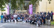 Studiestart för 150 internationella studenter
