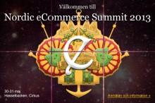 Unifaun är med på Nordic eCommerce Summit 2013