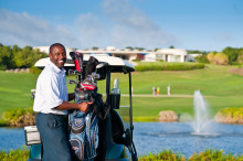 Barbados, din neste golf destinasjon.
