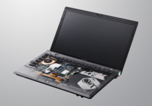 Ultimate mobility, must-have looks and blazing performance:  New VAIO Z Series - unprecedented power